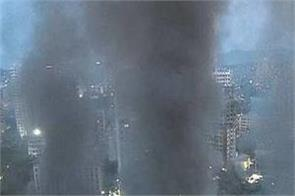 mumbai hospital mall fire 6 people case registered