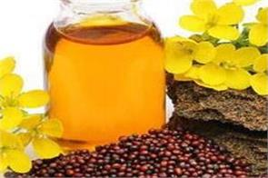 mustard  soybean and sunflower oil become more expensive