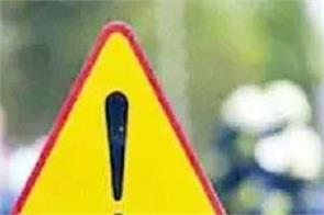 pakistan car truck collision 8 deaths
