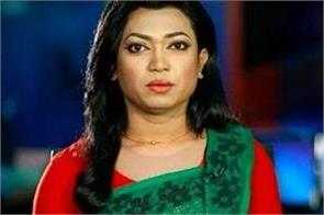 bangladesh  transgender news anchor