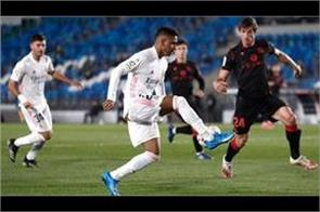 real madrid were held to a draw by sociedad