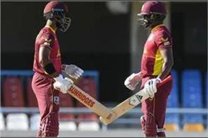 west indies beat sri lanka by 5 wickets to win the odi series 3 0