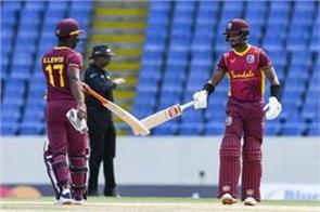 west indies beat sri lanka by 8 wickets in the first odi