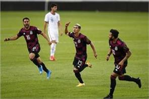 mexico beats usa in olympic football qualifying match