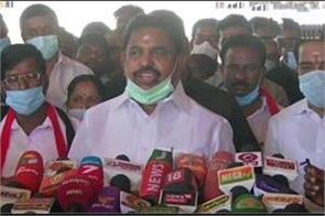 aiadmk big blow before elections  this party dropped out of coalition