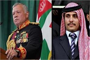 coup failed in jordan many countries including usa came in support