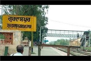 after one year the passenger train will run on the track again