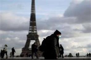 france coronavirus nationwide lockdown