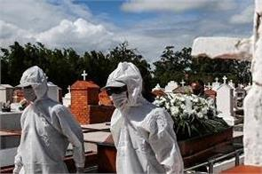 brazil  death toll