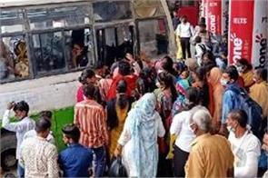 jalandhar bus stand alert coronavirus punjab