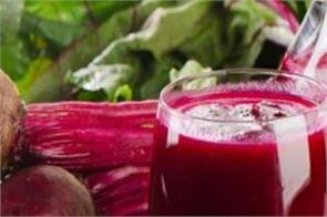 beetroot juice to lose weight and overcome weakness