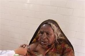 country 118 year old elderly woman corona vaccine