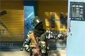jammu kashmir security forces 3 terrorists dead weapons recovered