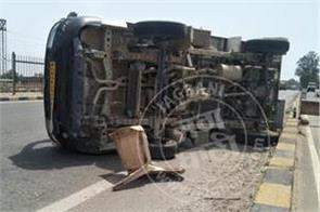 many injured due to accident