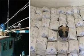 sri lanka  boat  heroin  arrested