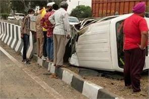 road accident jalandhar pathankot highway