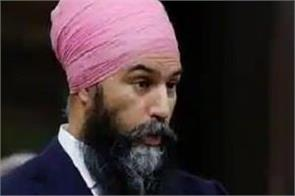 canada  jagmeet singh  agricultural laws and kashmir issues