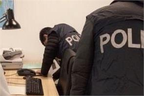 italian police two indian travel agencies