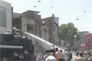 farmers protest against gopal kanda in sirsa