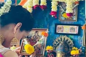kangana ranaut extends wishes on navratri
