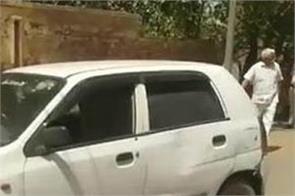 firing on youth in haryana