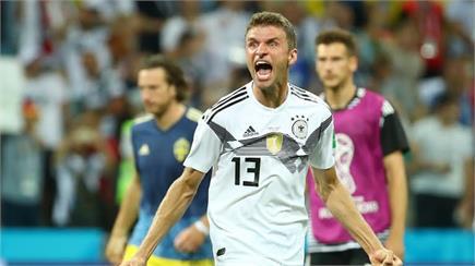 FIFA World Cup 2018: ਜਰਮਨੀ ਨੇ ਸਵੀਡਨ ਨੂੰ 2-1 ਨਾਲ ਹਰਾਇਆ