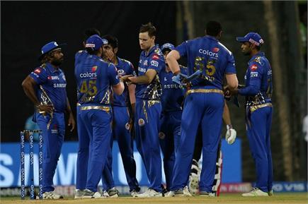 IPL 2019 : ਮੁੰਬਈ ਇੰਡੀਅਨਜ਼ ਨੇ ਬੈਂਗਲੁਰੂ ਨੂੰ 5 ਵਿਕਟਾਂ ਨਾਲ ਹਰਾਇਆ