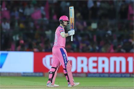 IPL 2019 : ਸਮਿਥ ਦਾ ਅਰਧ ਸੈਂਕੜਾ, ਰਾਜਸਥਾਨ ਨੇ ਮੁੰਬਈ ਨੂੰ 5 ਵਿਕਟਾਂ ਨਾਲ ਹਰਾਇਆ