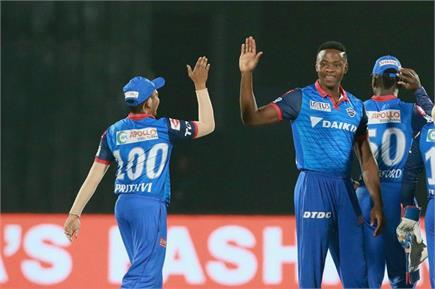 IPL 2019  : ਦਿੱਲੀ ਨੇ ਰਾਜਸਥਾਨ ਨੂੰ 6 ਵਿਕਟਾਂ ਨਾਲ ਹਰਾਇਆ