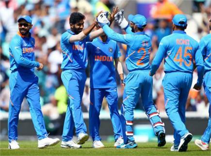 CWC 2019 : ਭਾਰਤ ਨੇ ਸ਼੍ਰੀਲੰਕਾ ਨੂੰ 7 ਵਿਕਟਾਂ ਨਾਲ ਹਰਾਇਆ (ਦੇਖੋ ਤਸਵੀਰਾਂ)