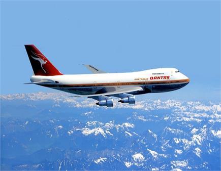 ਰਿਟਾਇਰਡ ਕੰਤਾਸ 747 'Queen of the Skies' ਦੀਆਂ ਯਾਦਗਾਰ ਤਸਵੀਰਾਂ