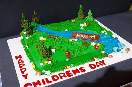 Children Day:ਬੱਚਿਆਂ ਦੇ ਚਿਹਰੇ 'ਤੇ ਖ਼ੁਸ਼ੀ ਲਿਆਉਣਗੇ ਇਹ ਕੇਕ