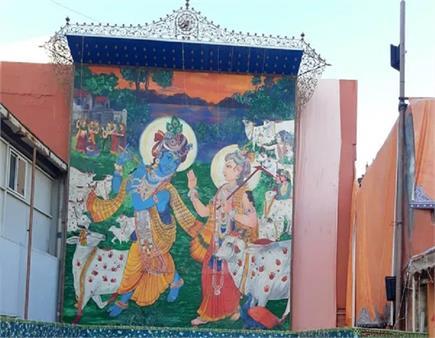 ਬਹਿਰੀਨ 'ਚ 200 ਸਾਲ ਪਹਿਲਾਂ ਬਣਿਆ ਸ਼੍ਰੀ ਕ੍ਰਿਸ਼ਣ ਜੀ ਦਾ ਮੰਦਰ