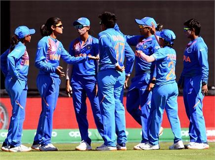 IND vs SL, Women T-20 WC : ਦੇਖੋ ਮੈਚ ਦੌਰਾਨ ਦੀਆਂ ਕੁਝ ਤਸਵੀਰਾਂ