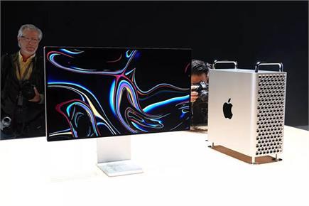 ਟੈਸਲਾ ਕਾਰ ਤੋਂ ਵੀ ਮਹਿੰਗਾ ਹੈ ਐਪਲ ਦਾ ਨਵਾਂ Mac Pro