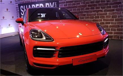 Porsche ਨੇ ਭਾਰਤ 'ਚ ਲਾਂਚ ਕੀਤੀ 1.97 ਕਰੋੜ ਰੁਪਏ ਦੀ SUV