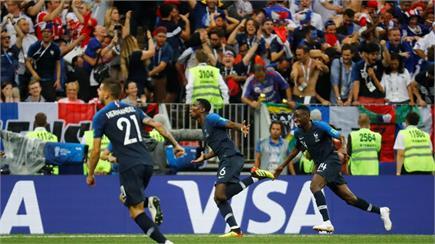 World Cup : ਫਰਾਂਸ ਬਣਿਆ ਫੀਫਾ 2018 ਦਾ ਚੈਂਪੀਅਨ, ਕ੍ਰੋਏਸ਼ੀਆ ਨੂੰ 4-2 ਨਾਲ...