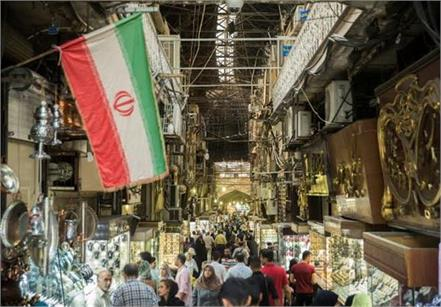 iran  s economy drops 9 5 percent with us sanctions