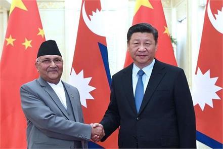 nepal  xi jinping