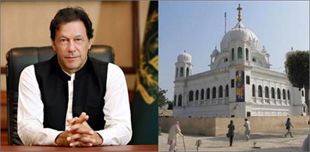 imran khan hopes pakistan  s economy rise through kartarpur corridor