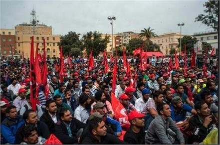 italy  massive protests will be held on october 21 for the rights of immigrants