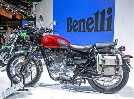 benelli imperiale 400 launched in india