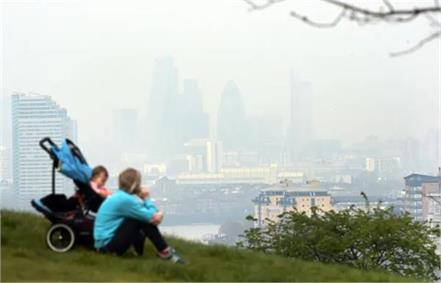 air pollution weakening your memory