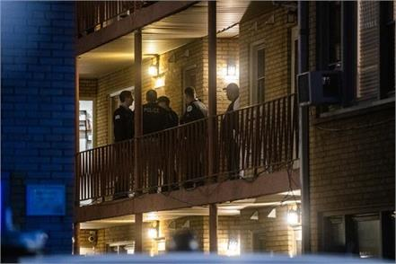 chicago  four shot dead in apartment shootings