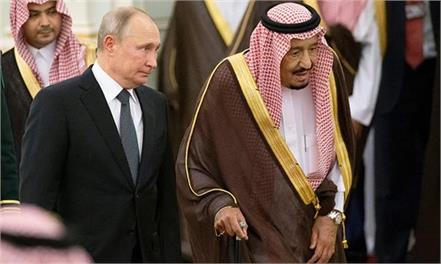 putin arrives in saudi arabia  seal deal on oil deal