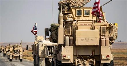 us troops leave syria to western iraq  defense chief