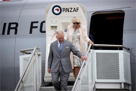 new zealand  prince charles and camilla