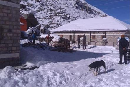 himachal after snowfall today opened weather