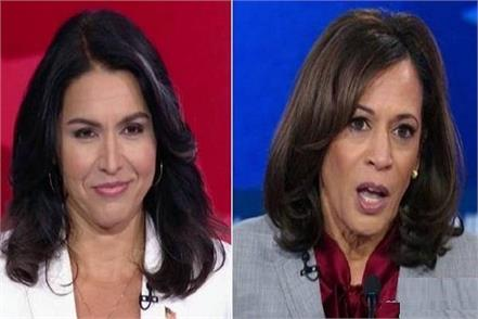america  tulsi gabbard and kamala harris