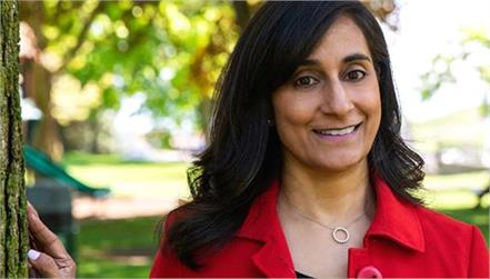 canada  anita anand becomes first hindu minister in trudeau  s cabinet